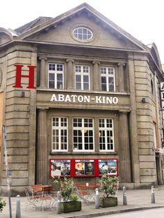 Abaton cinema & bistro (Grindelhof)