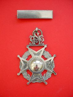 Holloway Sanatorium Nurses Medal | Flickr - Photo Sharing!