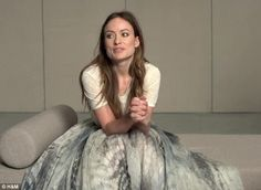 0e4eaac34e68 Olivia Wilde launches sustainable clothing campaign with H&M