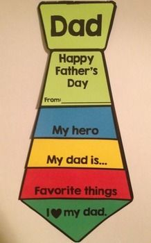 Father's Day flip book activity is fun, hands-on and ready to go! It's the perfect gift for any dad.