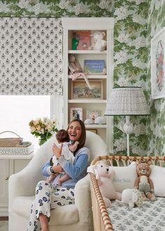 Cottage Nursery, Nursery Room, Girl Nursery, Girl Room, Girls Bedroom, Sea Nursery, Bedrooms, Nursery Rhymes, Inspiration For Kids
