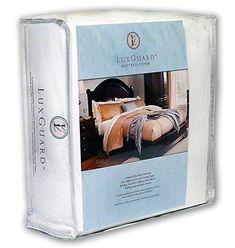 "LuxGuard Large Twin 9"" Mattress Cover"