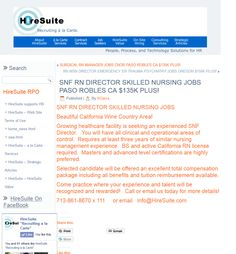 Manager Healthcare Contracts Management Jobs Orange County Ca