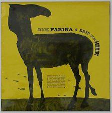 Dick Fariña & Eric von Schmidt (Double CD) NEW-Free Shipping