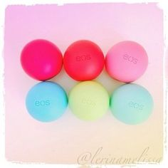 Eos(: (i have all of them, but not the first one!)