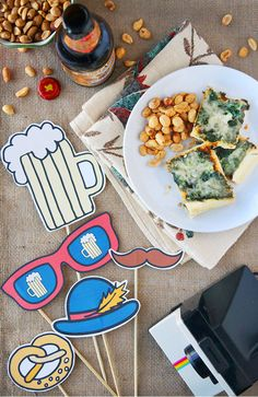 Save this for 16 Oktoberfest party ideas!