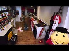 Tayto Pop Up Shop Timelapse Video