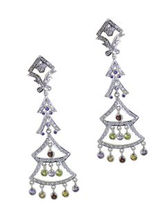 #brooch #charmnecklace   #Riyogems #jewellery #gemstone #925SolidSterlingSilver #Earring https://www.etsy.com/it/shop/RiyoGems