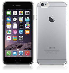 SDTEK® Clear iPhone 6 / 6S Case Thin Transparent Soft Gel TPU Silicone Case Cover