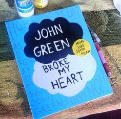 John Green is mean