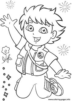 print diego s free printable for kidsabb4 coloring pages