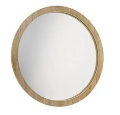 Sainsburys round natural mirror large Natural Mirrors, Sainsburys, Spare Room, Furniture, Home Decor, Decoration Home, Room Decor, Guest Bedrooms, Home Furnishings