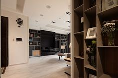 Sun from the West Coast Contemporary Apartment in Taipei by Alfonso Ideas-08