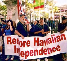 DOES THE U.S. OCCUPATION OF HAWAI`I TREAT HAWAIIANS FAIRLY? - Find Out Here - http://FreeHawaii.Info