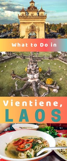 Here are the most fun things to do to in Vientiane, Laos to get some local flavor, learn about the rich history of this country, and make your trip amazing! Gili Trawangan, Luang Prabang, Laos Travel, Asia Travel, Travel Guides, Travel Tips, Travel Destinations, Krabi, Chiang Mai