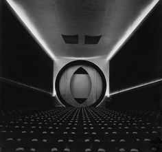 Eighth Street Movie Theatre in New York, New York - Frederick Kiesler (1946)