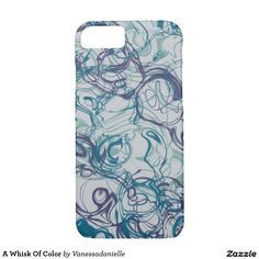 A Whisk Of Color iPhone 7 Case