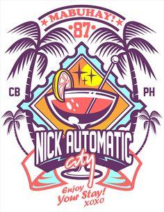 some random graphics I made for Nick Automatic circa Shirt Print Design, Design Poster, Logo Design, Graphic Design Illustration, Graphic Art, Illustration Art, Arte Alien, Monkey Art, Surf Art