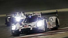 Cars - FIA WEC : victoire Porsche, Webber, Hartley et Bernhard champions 2015 (6 Heures de Bahreïn) ! - http://lesvoitures.fr/fia-wec-porsche-919-webber-hartley-bernhard-2015-bahrein/