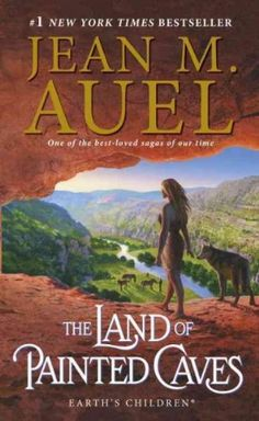 The Land Of Painted Caves, 2011 The New York Times Best Sellers Fiction winner, Jean M. Auel #NYTime #GoodReads #Books