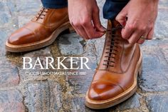 10 Legendary Shoe Brands Made in Britain by FashionBeans.com