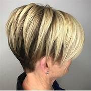 90 Classy and Simple Short Hairstyles for Women over 50 #ShortHairStyles