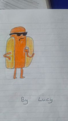 Hot-dog guy?!