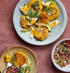 Yam mash, eggs and salsa: Zoe Adjonyoh's west African recipes | Food | The Guardian