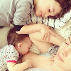 Motherhood Mondays: Co-Sleeping | A Cup of Jo