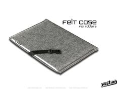 @Felt Case for @iPad and other tablets. By @Motion Cases