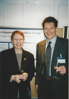 Uta & James Blair, ca. 1998 UCL ICN