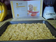 Marshmallow Crispy Treats from Deceptively Delicious by Jessica Seinfeld