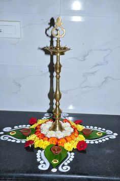 For special occasions Rangoli Designs Flower, Rangoli Border Designs, Small Rangoli Design, Rangoli Ideas, Rangoli Designs Diwali, Flower Rangoli, Beautiful Rangoli Designs, Flower Designs, Housewarming Decorations