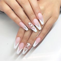 Fantastic French Manicure Ideas picture 1