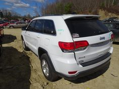2015 JEEP GRAND CHEROKEE N10457 - New England Auto Truck Recycler Jeep Parts For Sale, Jeep Grand Cherokee, Used Parts, New England, Van, Trucks, Truck, Vans, Vans Outfit