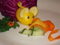 Die 118 Besten Bilder Von Deko Fur Lebensmittel Garnishing
