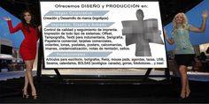 """""""TODO LO QUE NECESITAS PARA PROMOVER TU NEGOCIO"""" Tel. 9000- 5011"""
