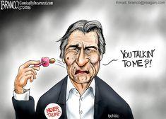 De Niro Plays 'Monstrous' Bernie Madoff, 'But Trump' is Worse