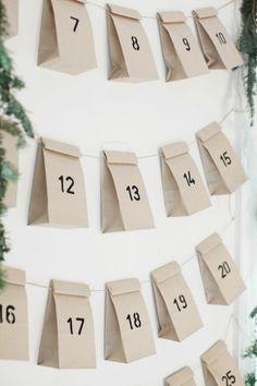 Advent kalenders, aftellen naar kerst! | Éénig Wonen | Bloglovin'