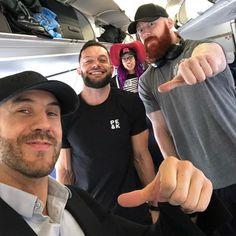 Sheamus, Cesaro, Finn Balor (Is that Sasha? Wwe Total Divas, Wwe Divas, Antonio Cesaro, Balor Club, Best Wrestlers, Best Instagram Photos, Sheamus, Wwe Tna, Finn Balor