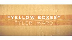 Tyler ward quot yellow boxes quot official lyric video