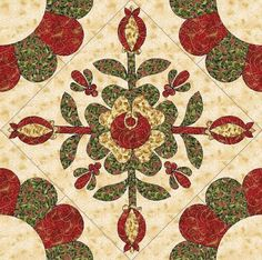 Esther's Quilt Blog: Introducing Glad Tidings: My 2015 Christmas Projects