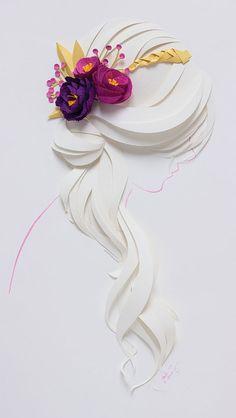Inspiring Paper Art Sculptures (17)