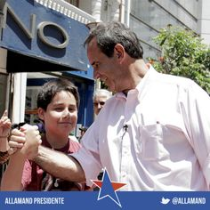 """En mi campaña hemos reiterado que el Gobierno del Presidente Piñera """"ha hecho la pega y la ha hecho bien"""". Y hoy podemos demostrarlo: Chile, con el esfuerzo de todos, ha avanzado globalmente en todos los campos."""