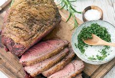 Culottesteg på grill eller i ovn - her får du en skøn og nem opskrift på en lækker og perfekt tilberedt culottesteg med saftigt og mørt kød