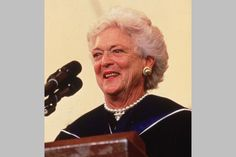 46 First Ladies of the United States of America: Barbara Bush