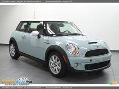 2013 Mini Cooper Hardtop Ice Blue / my new baby!!