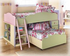 Youth 7 Pc. Loft Bed B140-Loft1
