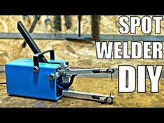 Make a Spot Welder for Cheap!! - YouTube