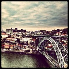 Porto Fc Porto, Sydney Harbour Bridge, I Fall In Love, Portuguese, Cool Places To Visit, Amazing Places, Diaries, Places Ive Been, The Good Place